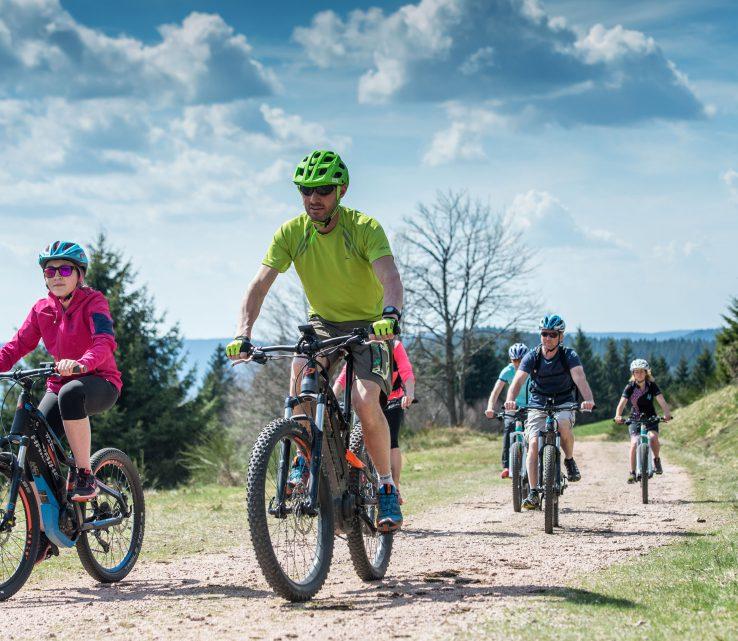Location cycles dans les Vosges